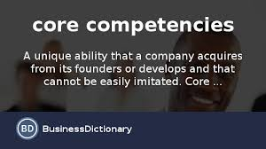 Competencies Meaning What Are Core Competencies Definition And Meaning