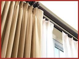 One Way Draw Traverse Drapery Rod Curtain Graceful Traverse