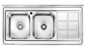 stainless steel sink racks ampquot whitehaven: size kitchen double undermount one and half bowl stainless steel