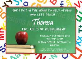 Retirement Celebration Invitation Template Funny Retirement Party Invitation Template Teacher Invitations
