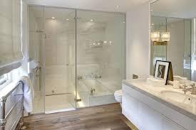 Bathtub in Shower
