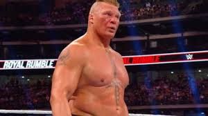 Los rumores sobre Brock Lesnar en WWE Royal Rumble 2021