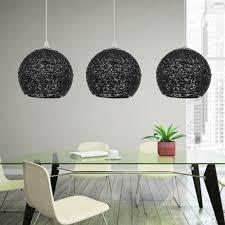 Mode Kurzen Silberbraun Hängeleuchte Nordic Ikea Design