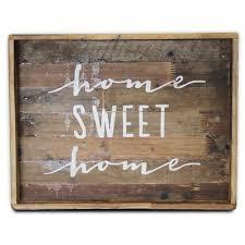 home sweet home sign wayfair ca