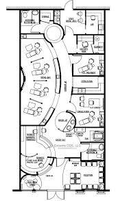 ARCHITECTURAL 2D AND 3D FLOOR PLANS  CAD Services Design Pediatric Office Floor Plans