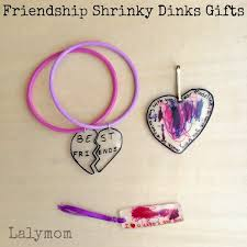shrinky gifts great friendship gift ideas