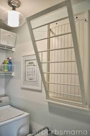 lighting for laundry room. laundry room wall mounted drying rack lighting for