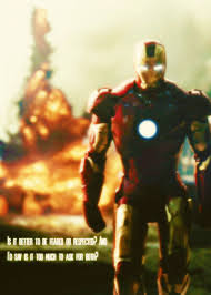Group of: iron man quotes | Tumblr | We Heart It
