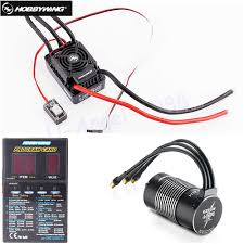 Original <b>Hobbywing EZRUN WP SC8</b> Waterproof 120A Brushless ...