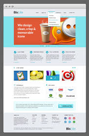 latest web page templates psd css author bislite business website psd templates