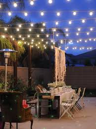 How To Hang Outdoor String Lights Classy Outside Hanging String Lights Hanging Outdoor String Lights How To
