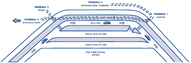 Melbourne airport is one of australia's busiest, with four commercial terminals supporting its role as an international and domestic hub. Airport Parking With Andrew S Airport Parking