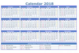 excel 2018 yearly calendar weekly yearly excel 2018 calendar template