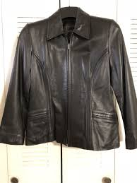 colebrook womens leather jacket