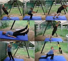 Trx Oldage Seven Exercises Targeting The Whole Body