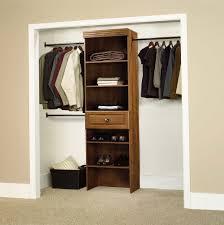 wood closet organizers closetmaid drawer hardware impressions 48 in chocolate
