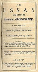Empiricist Philosopher John Locke On Thinking About Thinking