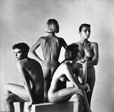Helmut Newton s White Women Sleepless Nights Big Nudes 2013.