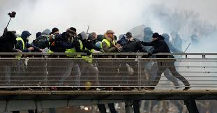 What Do France's <b>Yellow</b>-Vest Protesters Want? - The Atlantic