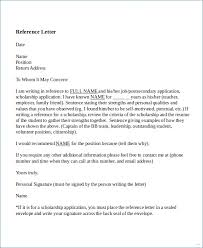 Recommendation Letter For Student From Teacher Template ...