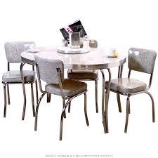 Retro Diner Table And Chairs Retro Furniture Retroplanet Com Retro Diner Table Set