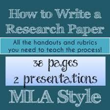 Senior Project Research Paper Rubric   Narragansett Schools
