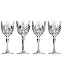 goblet style wine glasses. Delighful Wine Marquis By Waterford Markham Wine Glasses Set Of 4 Intended Goblet Style Glasses R