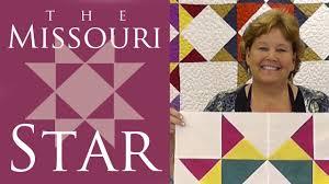 The Missouri Star Quilt Block Quilt — Quilting Tutorials & The Missouri Star Quilt Block Quilt. Play Video Adamdwight.com