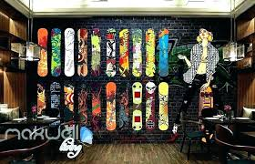 skateboard wall art skateboard wall art