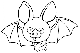 Small Picture Bat coloring pages preschool ColoringStar