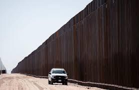 Mexico Border Wall Design Contract For Stretch Of Arizona Border Wall Raises Concerns