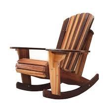 adirondack cedar rocker adirondack rocking chairrocking chair plansadirondack