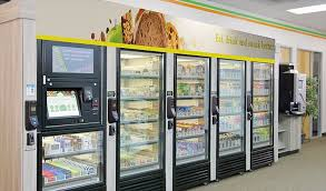 Vending Machine Security Custom Avanti New Age Unveil HighSecurity Smart N Go Micromarket Line