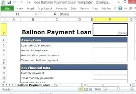 Payment Calculator Car Excel Template Auto Loan Home Mortgage With