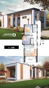 Ideal House Design Modern 631 Sq Ft Tiny House Plan 2 To 3 Bedrooms 9