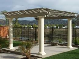 Free standing aluminum patio covers Raised Patio 3weekdietchangesclub Create Scape Inc