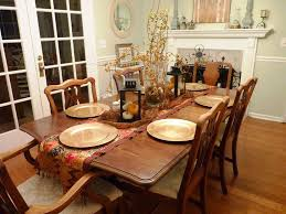 How To DIY Dining Room Decorating Ideas On A Budget - Country dining rooms