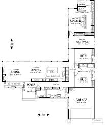 attractive l shaped house plans with attached garage 352 best floor