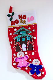 Source. Just one stocking with the correct decoration ...