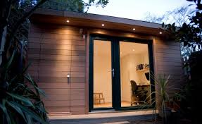 storage shed office. This Garden Office By EDEN Incorporates A Storage Shed All Under The One Roof - Much H
