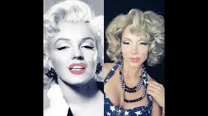 marilyn monroe makeup tutorial maquillaje fantasia you