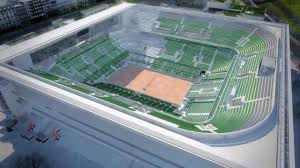 Philippe Chatrier Seating Chart Discover The Future Philippe Chatrier Court And Its