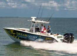 Dream Catchers Charters Yellowfin Yachts 40 Center Console Picture of Dream Catcher 1