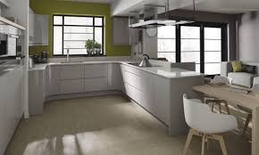 Dove White Kitchen Cabinets Remo Gloss Dove Grey Kitchens And High Gloss Kitchens Trade Save