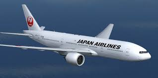 A japan airlines boeing 777 had to make an emergency landing at naha airport in okinawa after parts of the number one engine cover came loose. Japan Airlines Boeing 777 246er For Fsx