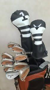 full golf clubs set bag putter