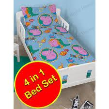 Peppa Pig Bedroom Stuff Peppa Pig Kids Bedding Home Decor Price Right Home