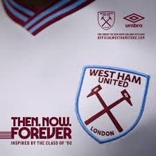 West ham football shirt 'thames iron works' commemorative shirts kids all sizes. West Ham United 2020 21 Away Football Kits Shirts
