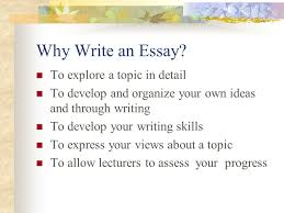 dr nda hill advanced english c a designing essays research  why write an essay