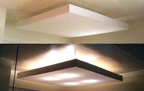 suspended ceiling lighting options. Suspension Ceiling Lights Beautiful Suspended Light Fixtures Modern Panel And Ceilings Drop Led Lighting Options